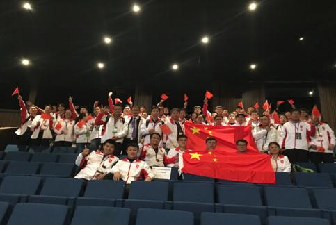 广西河池市职业教育中心学校学生_获金砖国家技能比赛欧亚公开赛大奖!