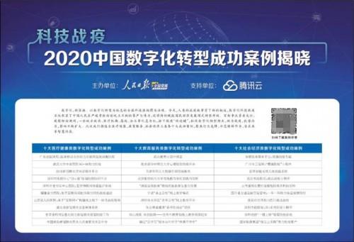 """科技战疫!鸿合助力锦江云学习""""停课不停学""""入选2020中国数字化转型成功案例"""